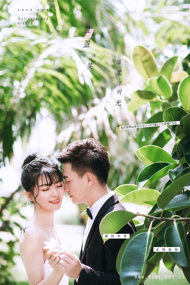 海景婚纱照怎么拍才好看呢?