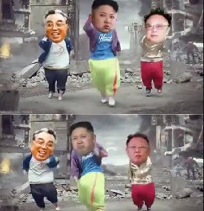 金正恩版《小苹果》国内走红,遭朝鲜要求中国