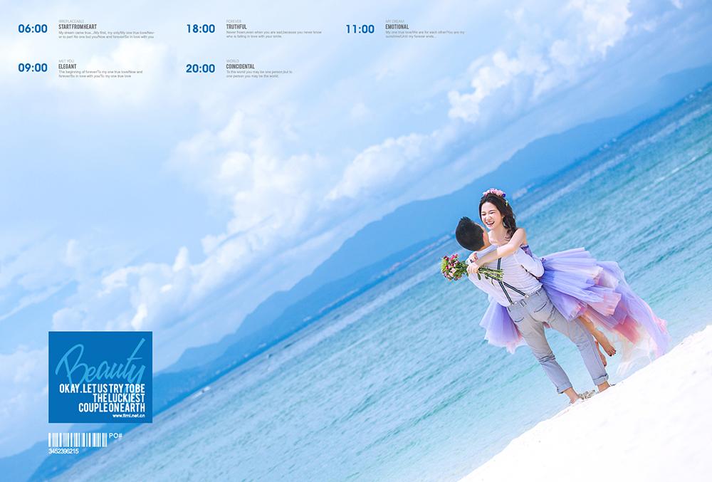 三亚婚纱照图片