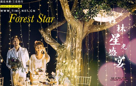 森林星光盛宴