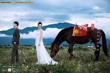 丽江婚纱摄影|云间旅拍