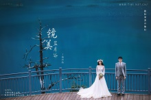 丽江,婚纱摄影的天堂