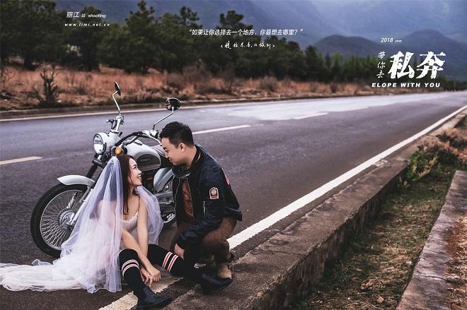 丽江婚纱摄影旅拍的景点有哪些呢