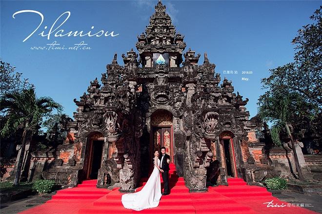 巴厘岛拍婚纱照费用贵吗