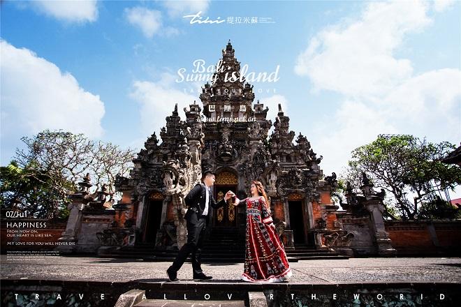 推荐巴厘岛旅拍婚纱照的理由是什么