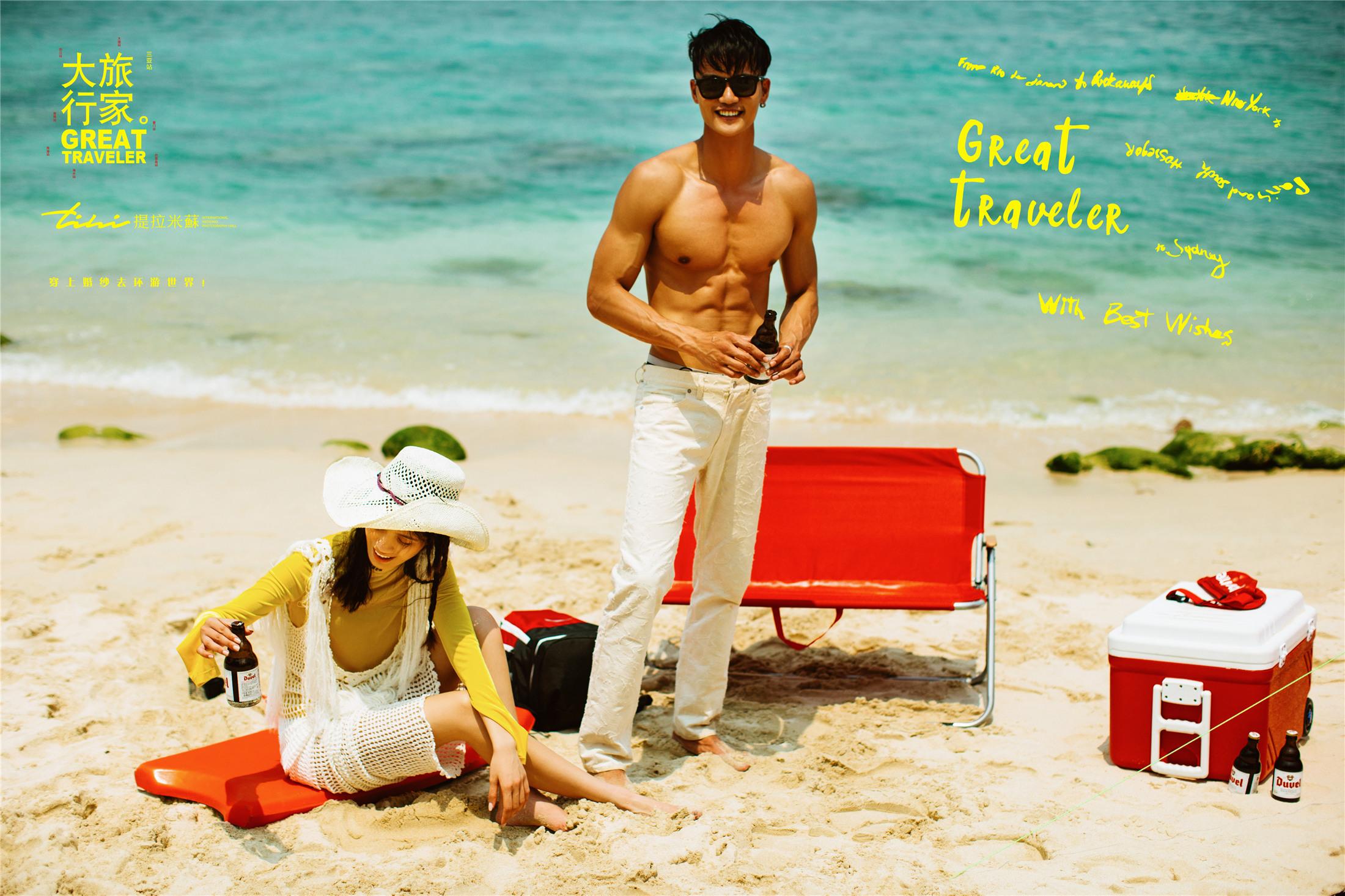 巴厘岛是海外最受欢迎的旅拍圣地