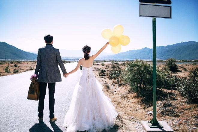 去大理拍婚纱照推荐有哪些景点