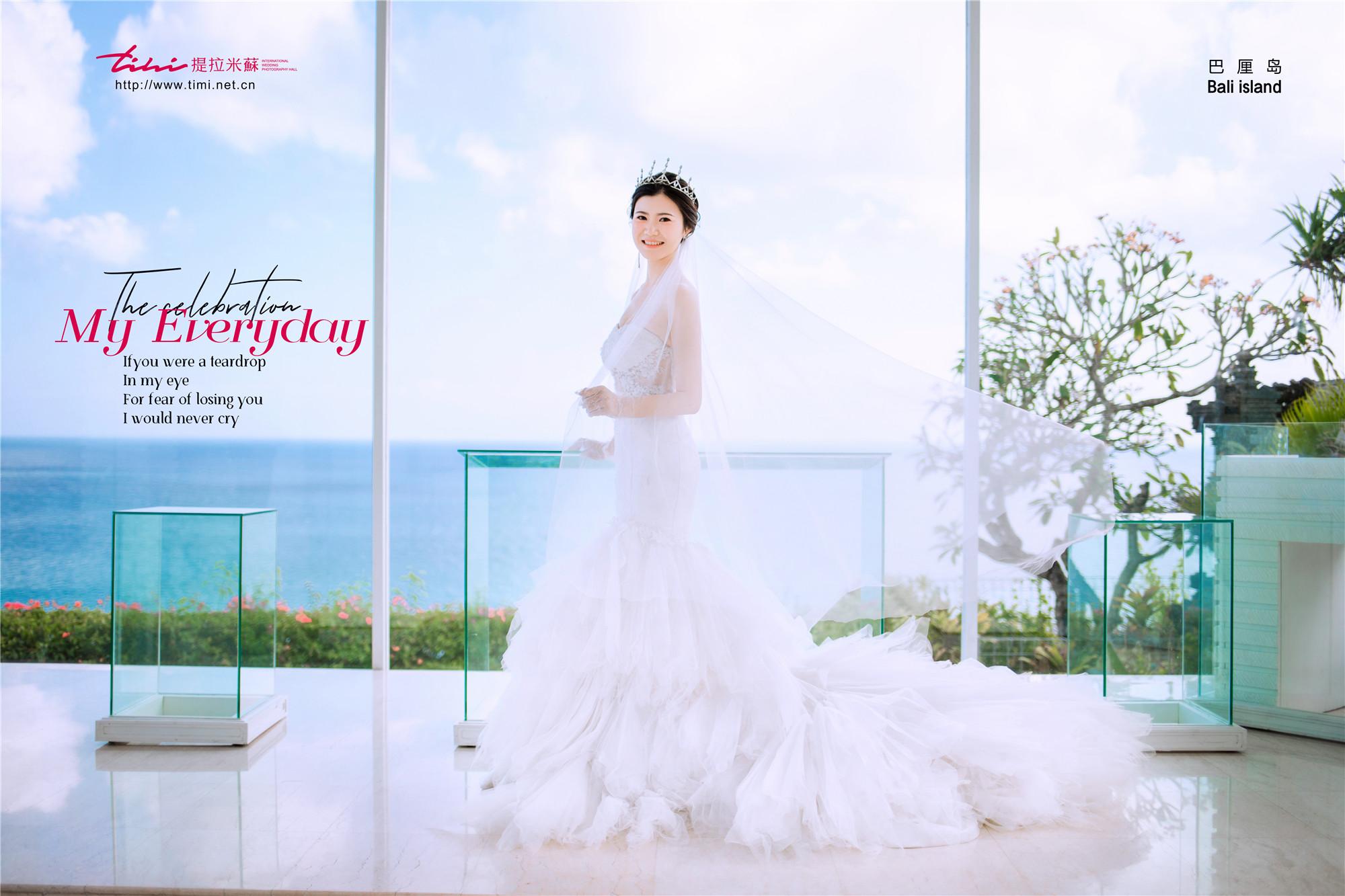 巴厘岛几月份拍婚纱照最适合呢