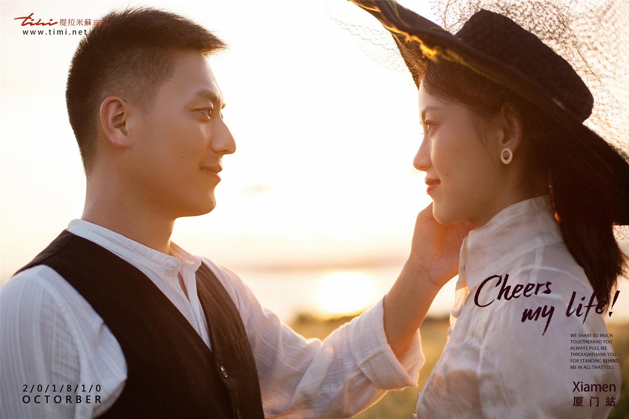 厦门拍婚纱照哪个景点最受欢迎