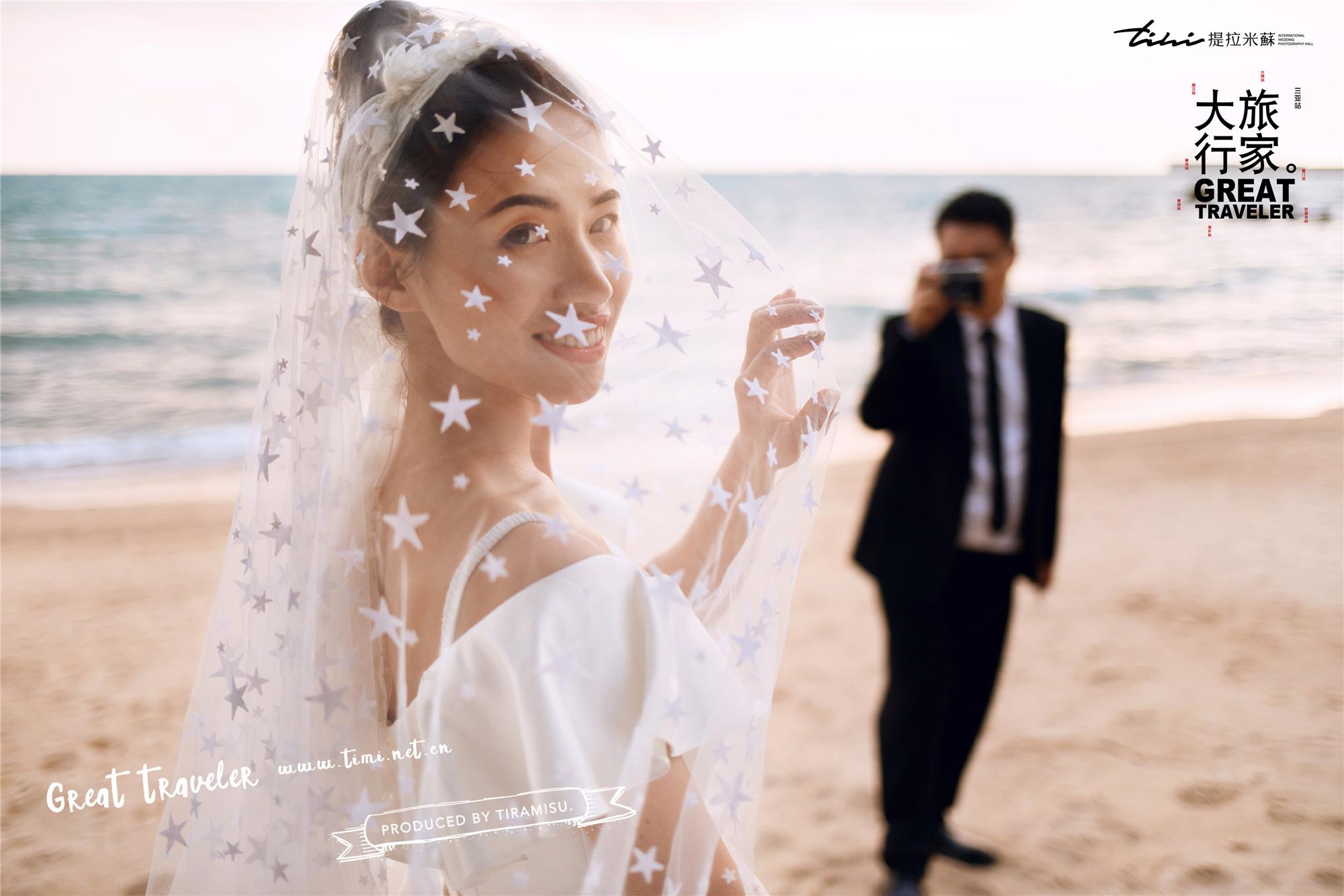 娇小新娘如何拍出漂亮邯郸婚纱照