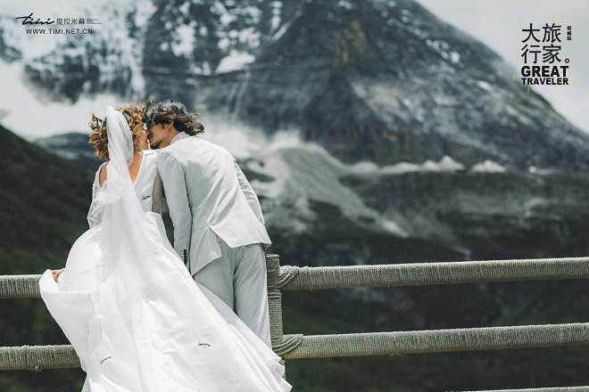 去稻城拍婚纱照新人怎么摆脱紧张心情?