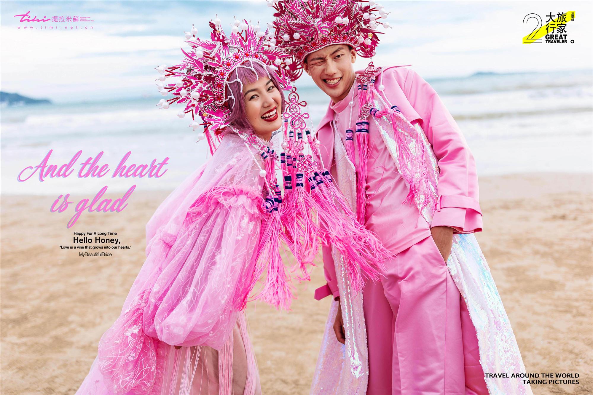 邯郸拍婚纱照需要多少钱?