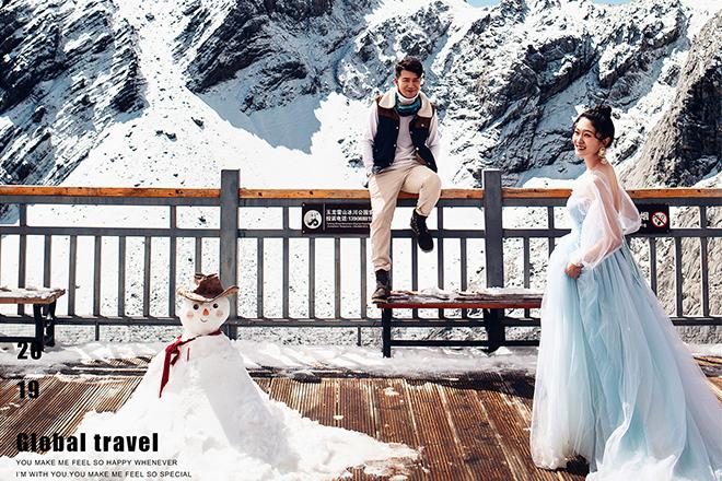 丽江拍婚纱照需要做什么准备
