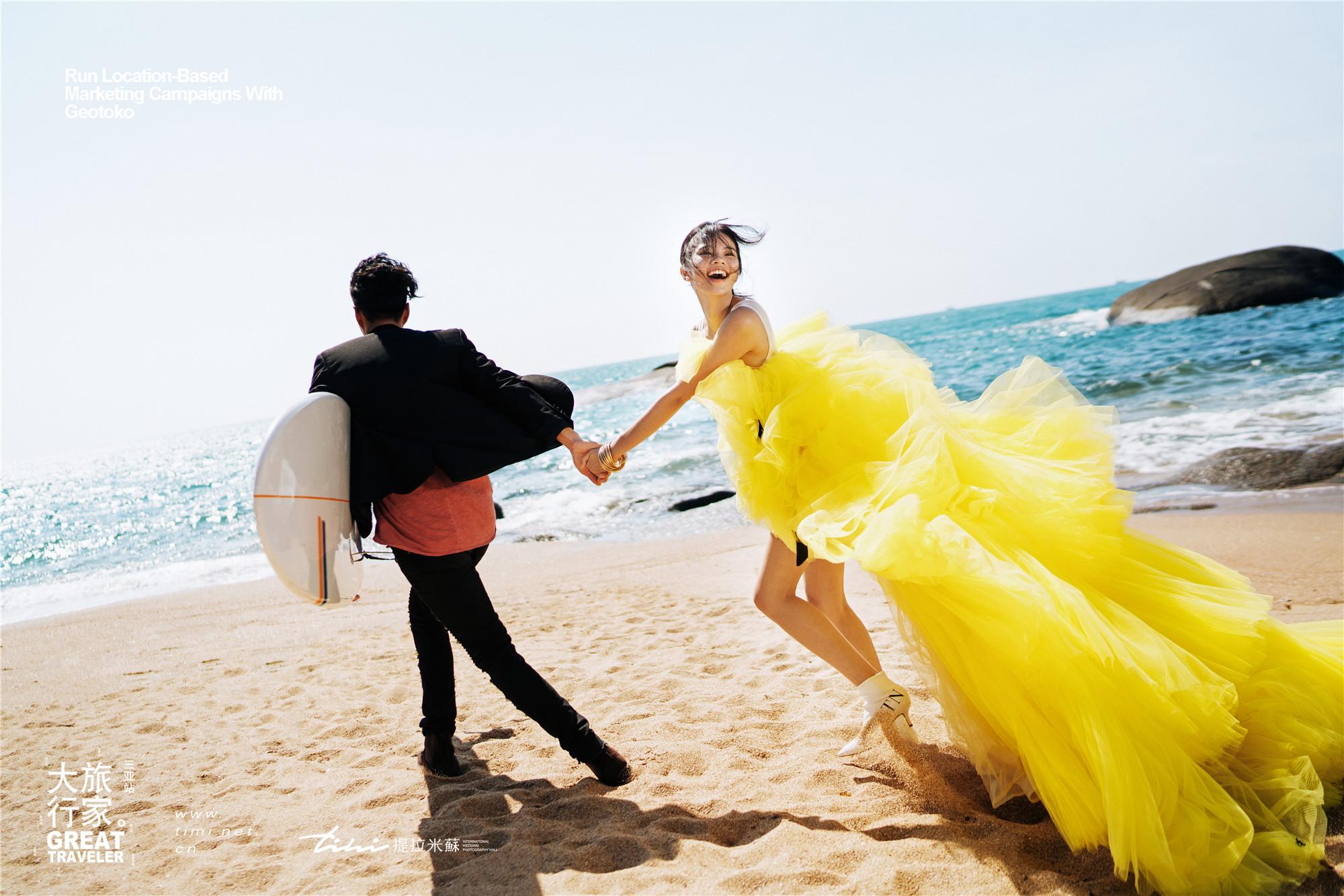 圣托里尼旅拍婚纱照需要事项