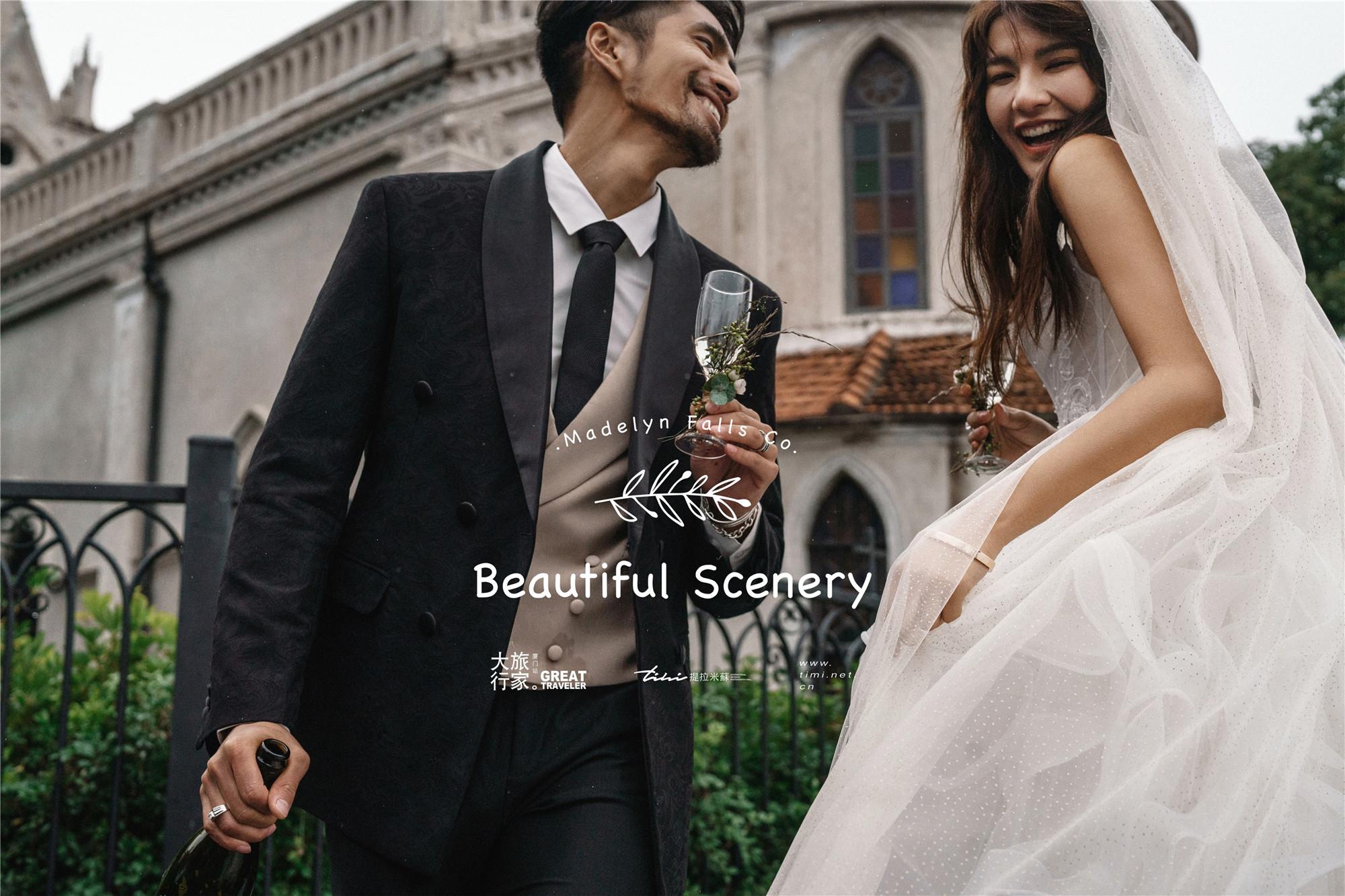 厦门拍婚纱照多少钱才是最适合的