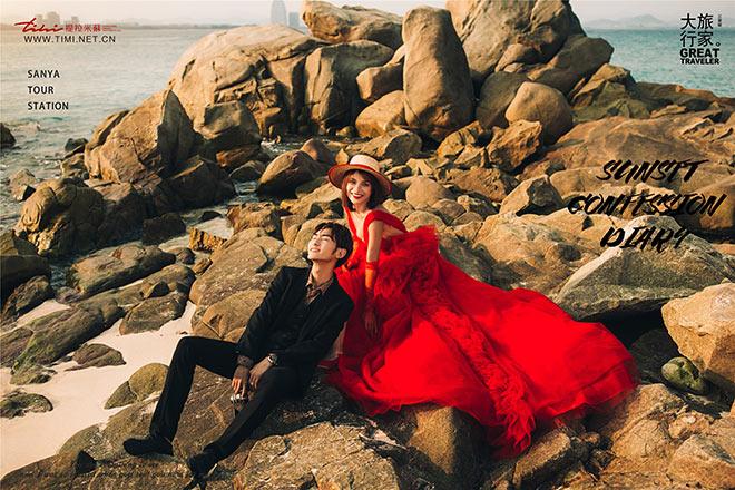 圣托里尼婚纱摄影必收藏的攻略