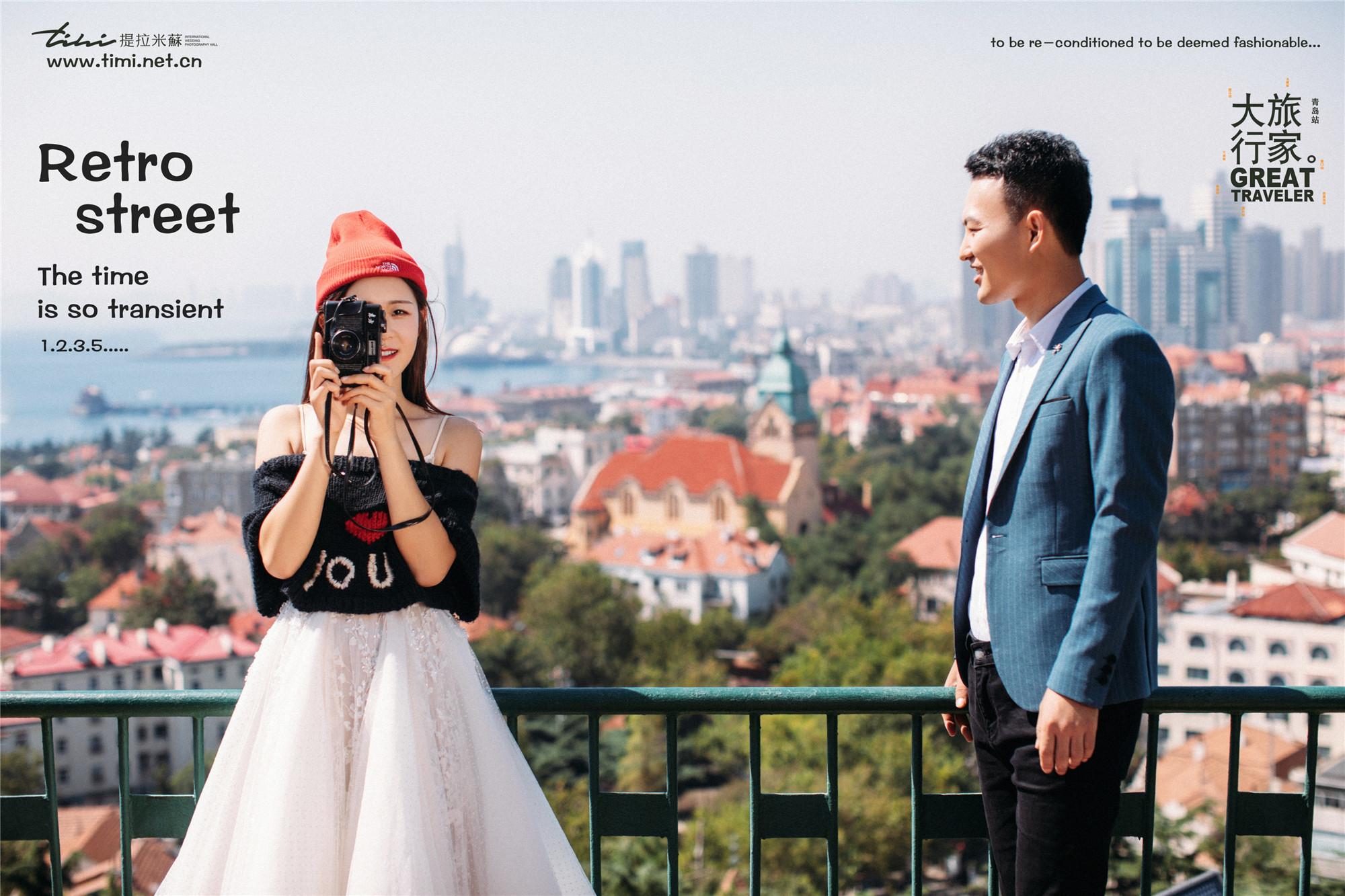 去青岛拍婚纱照需要注意细节