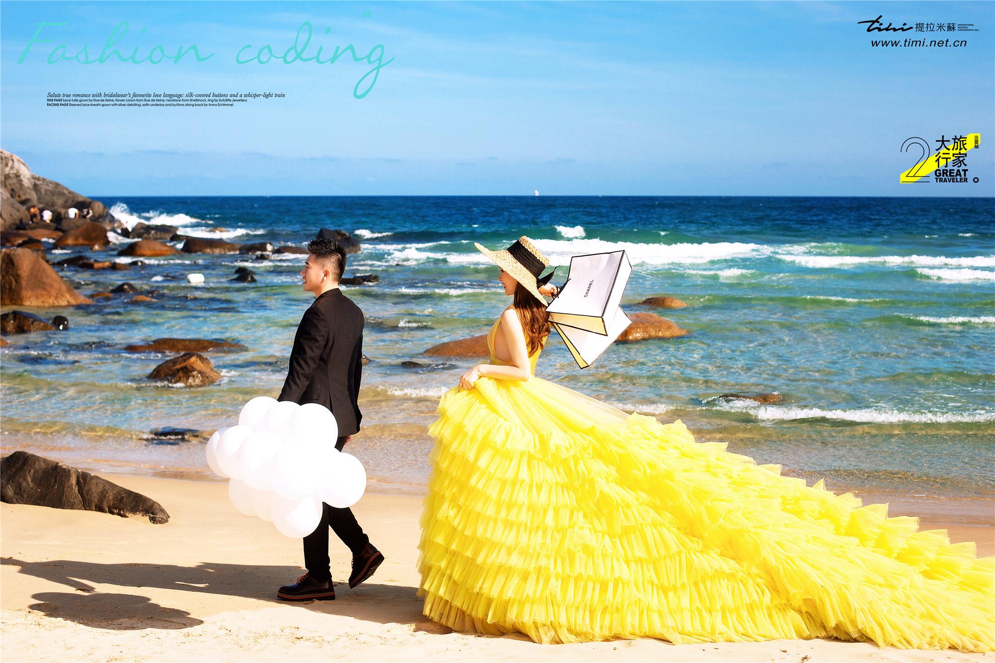 蜜月旅拍圣地巴厘岛婚纱照